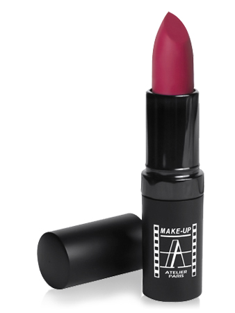"Make-Up Atelier Paris Velour Lipstick B97V Begonia Помада ""Велюр"" бегония"