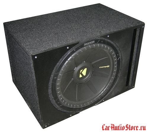 Kicker CWS152 vented box