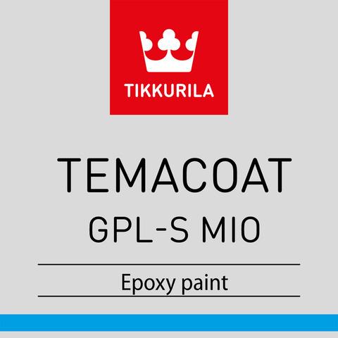 Темакоут ГПЛ-С МИО - Temacoat GPL-S MIO (цена по запросу)