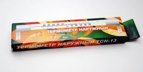 Термометр наружный (гвозди) ТСН-13