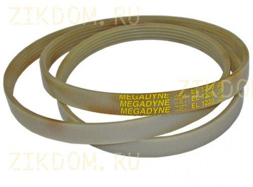 Ремень для стиральной машины 1220 J5 EL Megadyne
