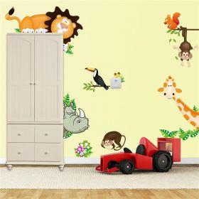 Наклейки на стену  для деткой комнаты