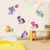 """Наклейки для детской комнаты """"My Little Pony"""""""