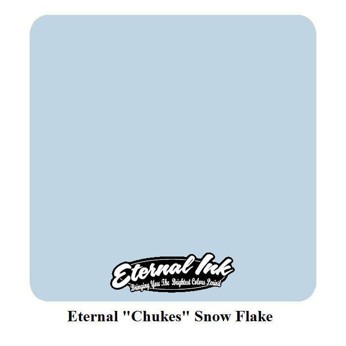 "Eternal ""Chukes"" Snow Flake"