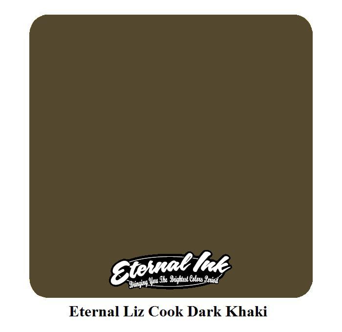 SALE! Eternal Liz Cook Dark Khaki
