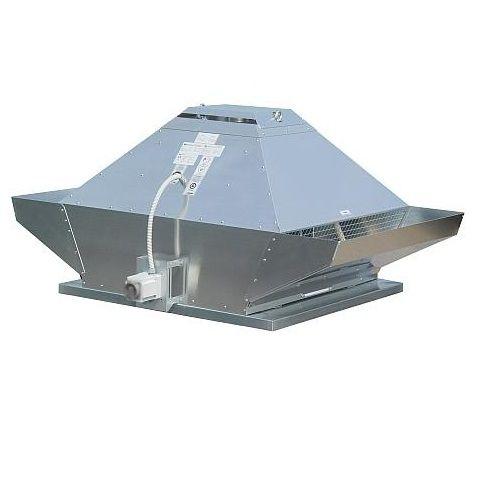 Крышный вентилятор DVG-V 630D4-8/F400