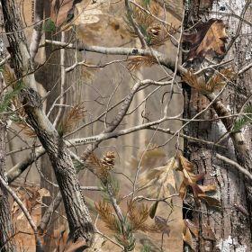 Камуфляжная защитная лента McNett REAL TREE AG - СМЕШАННЫЙ ЛЕС