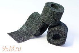 Камуфляжная защитная лента BLACK - НОЧЬ