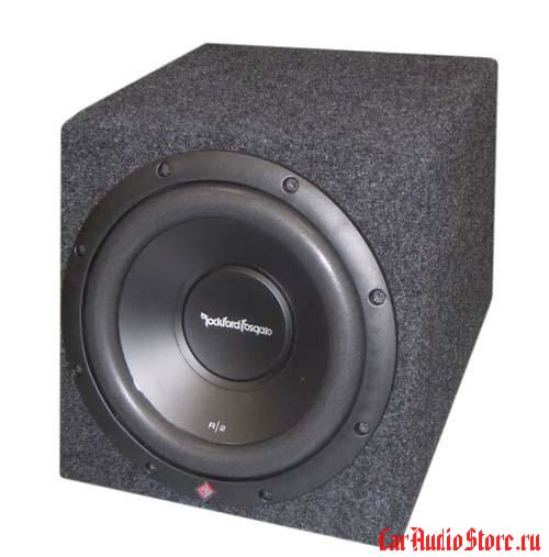 Rockford Fosgate R2D2-10 box