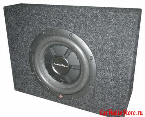 Rockford Fosgate R2SD4-10 box