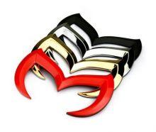 Логотип мазда, на 5ю дверь, 4 цвета