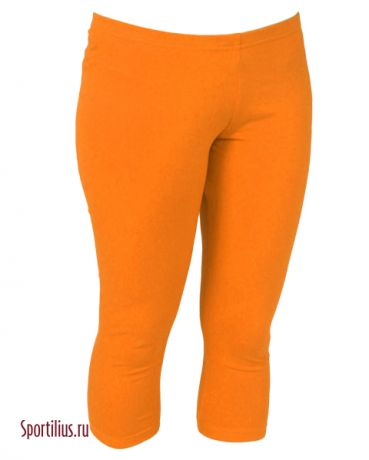Бриджи детские оранжевые
