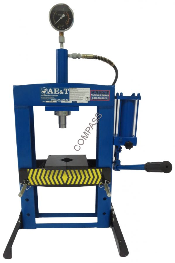 Пресс T61210M ( 10т ), AE&T (Китай)