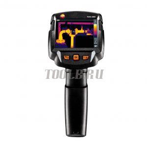 Testo 871 - тепловизор для энергоаудита