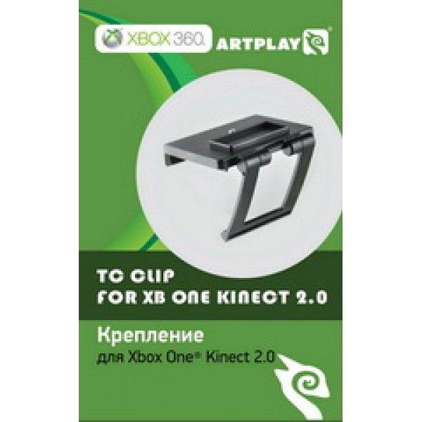 Крепление для камеры Kinect 2.0 на телевизор