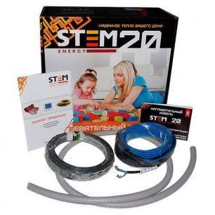 Греющий кабель StemEnergy 200/20  длина комплекта 10 м.