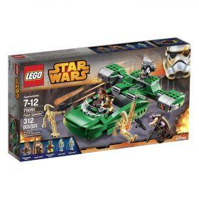 Lego Star Wars 75091 Флэш-спидер #