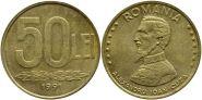 50 лей Румыния 1991
