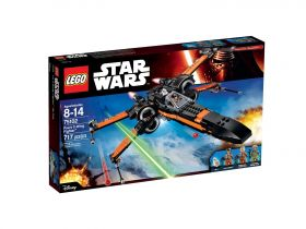 Lego Star Wars 75102 Истребитель По #