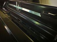 Автомобильный бокс на крышу Avatar EURO, 460 литров, серый матовый