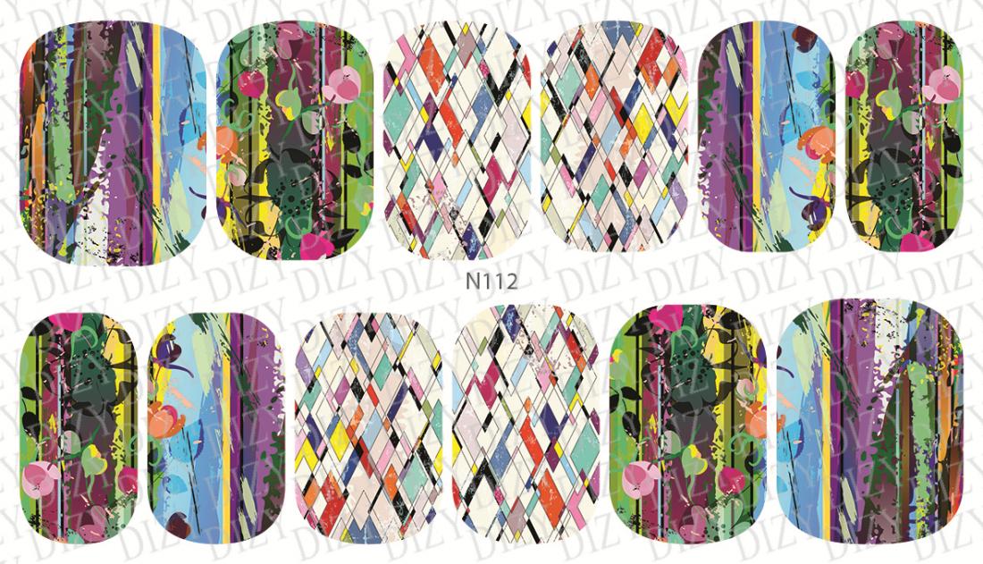 Слайдер дизайн DIZY, арт. N112-01