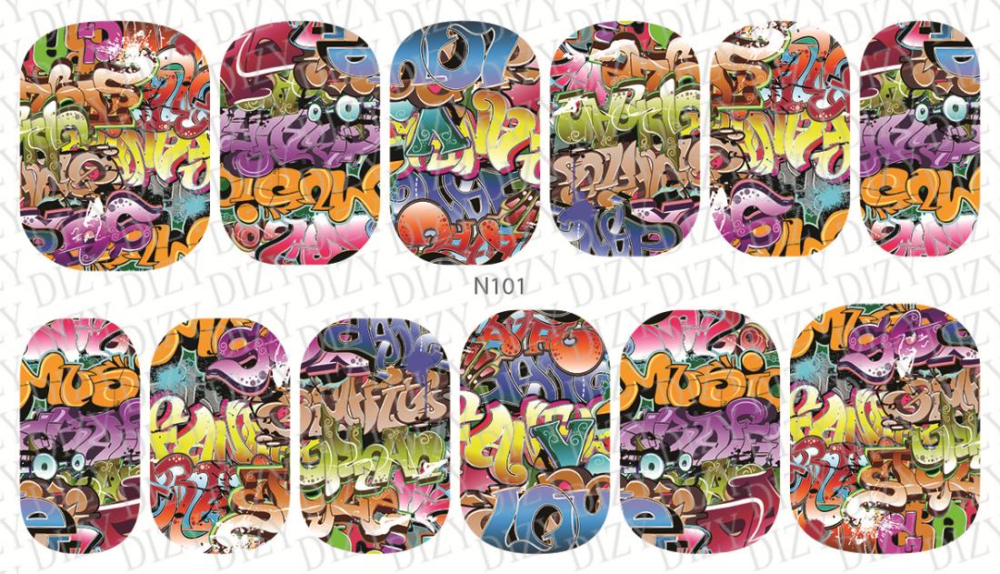 Слайдер дизайн DIZY, арт. N101-01