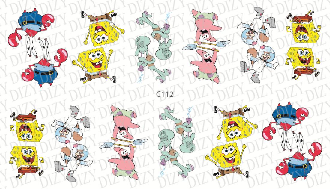Слайдер дизайн DIZY, арт. C112-01