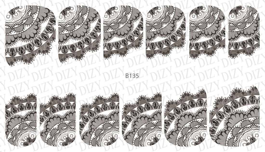 Слайдер дизайн DIZY, арт. B135-01