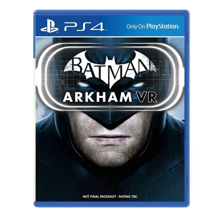 Игра Batman Arkham VR (PS4, PS VR)