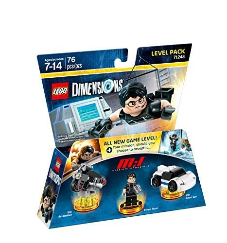 Lego Dimensions 71248 Level Pack (mission: impossible)