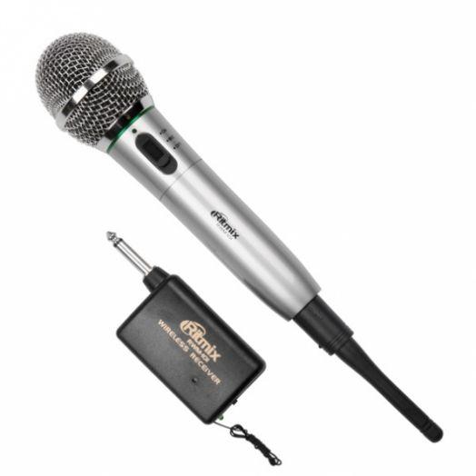 Караоке Микрофон бп Ritmix RWM-101 black
