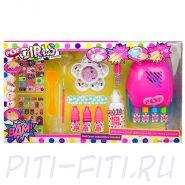 Markwins POP Большой Игровой набор детской декоративной косметики для ногтей