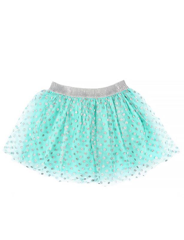 Нарядная юбка для девочки Танец