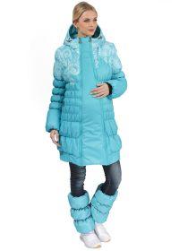 """Куртка 2в1 зимн. """"Юта"""" для беременных"""