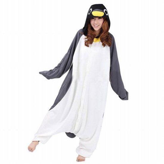 Пижама Кигуруми Пингвин_02