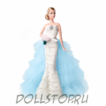 Коллекционная кукла Барби Оскар де ла Рента - Oscar de la Renta Barbie Doll 2016