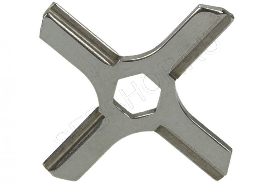 Нож мясорубки Мулинекс HV3 (A14, A15 - выпуск до 01.01.2000) шестигранник MS-4775250