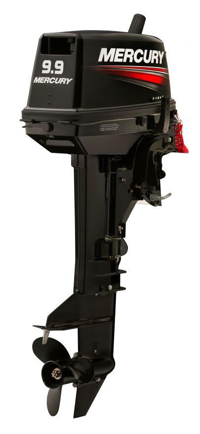 Мотор Mercury 9.9 MH Light