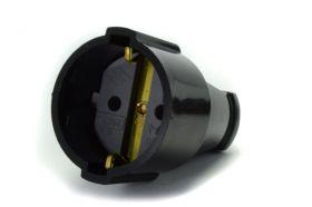 Штепсельная розетка на провод 16А