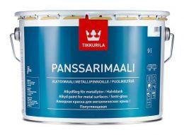 Краска для крыш Тиккурила Панссаримаали