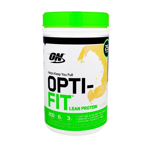 Протеиновый комплекс Optimum Nutrition Opti-Fit Lean Protein Shake 1.83 lb (832 г)