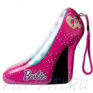 Markwins  Barbie Набор детской декоративной косметики в туфельке розовый