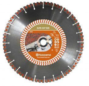 Диск алмазный HUSQVARNA ELITE-CUT S35-450-20,0/25,4