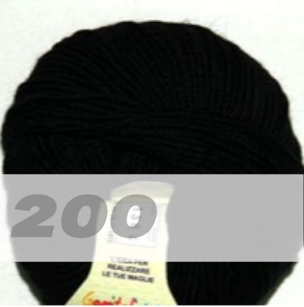 Чёрный Martine BBB (цвет 200)