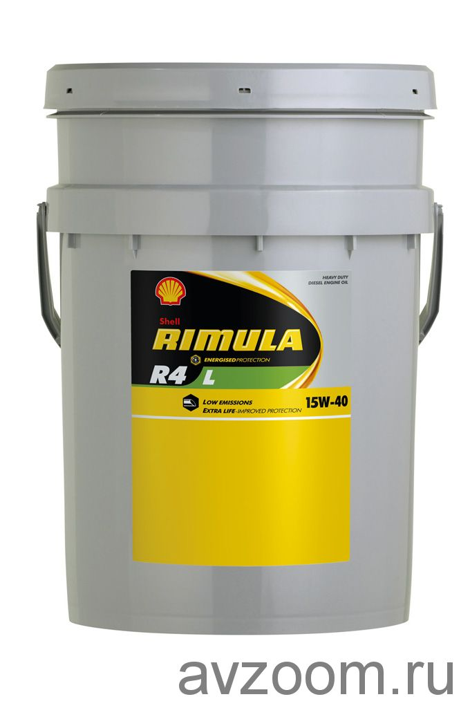 Моторное масло SHELL SPIRAX S4 TXM (DONAX TD 10W30) 20 л трансм  масло