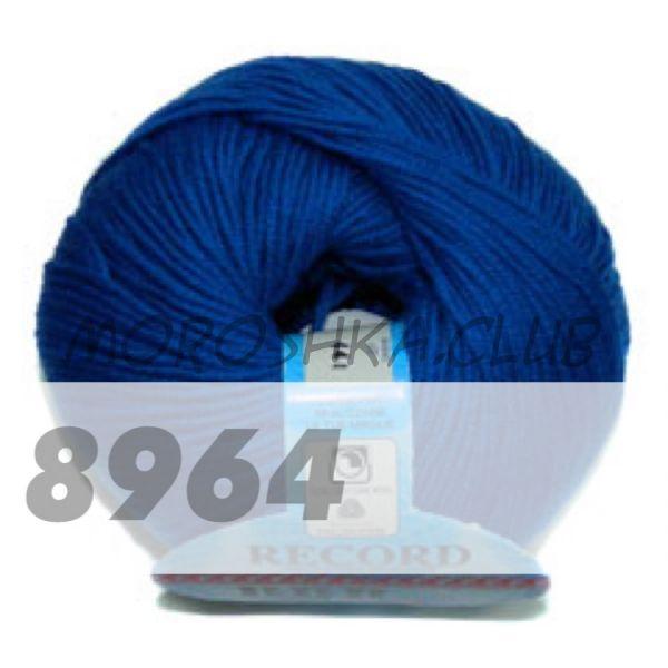 Синий Record BBB (цвет 8964), упаковка 10 мотков