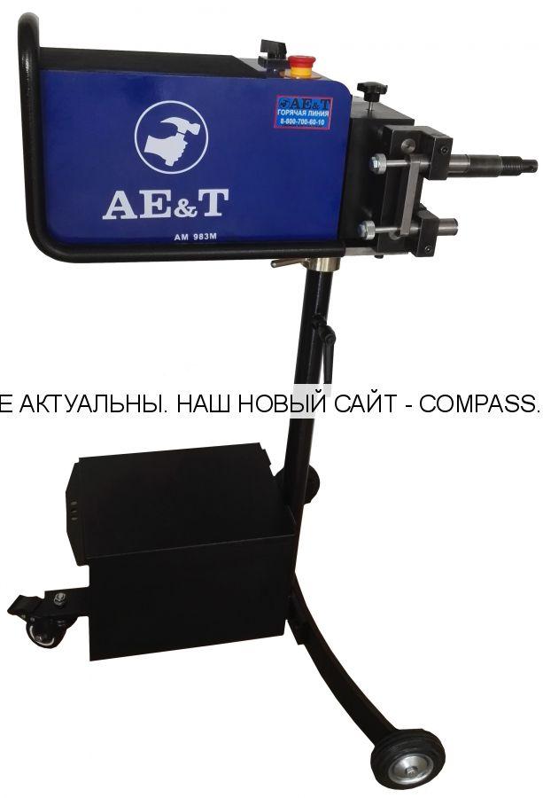 Станок для проточки тормозных дисков AM-983M, AE&T (Китай)