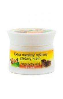 Крем питательный (регенерирующий) с маслом Арганы 50 мл