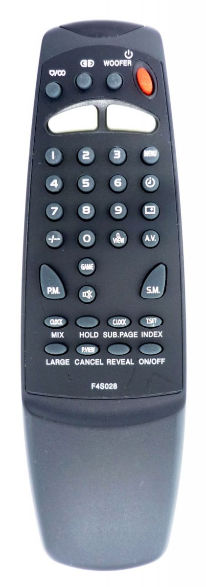 Erisson/AKIRA F4S028 (TV) (CT-14HS9, CT-21HS9, CT-29SK9A, CT-29TK9A, CT-29TW9A, TV-2910A)