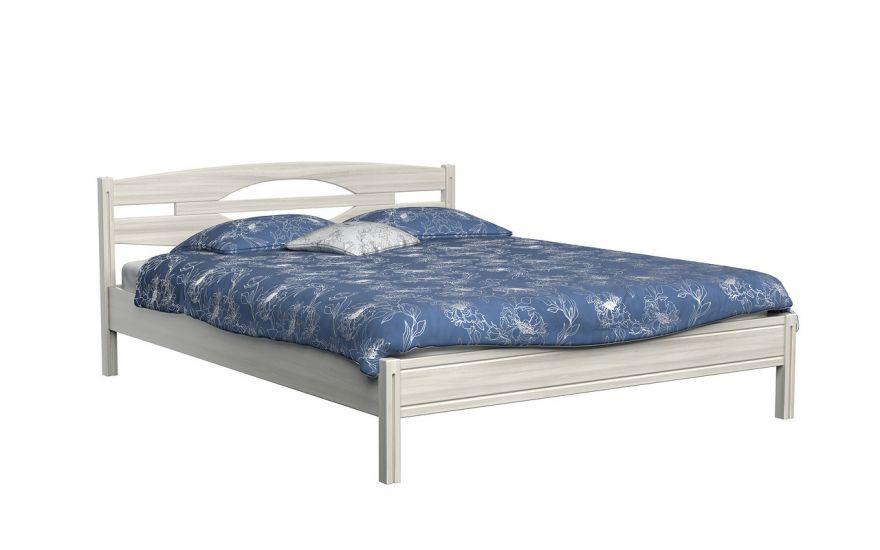 Кровать Валенсия (массив ясеня) | DreamLine